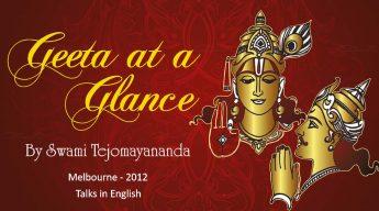 Geeta at Glance